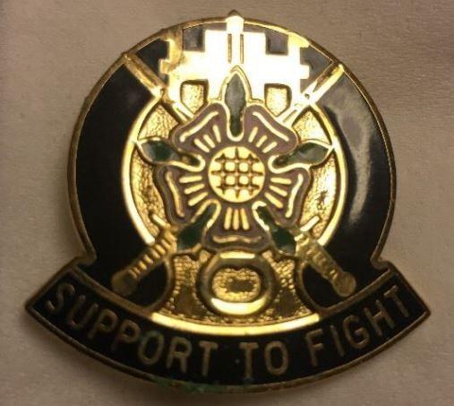 155th SUPPORT BATTALION Distinctive