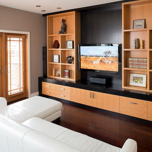 fetching sheetrock entertainment center. 50 Best Home Entertainment Center Ideas 65 best Media centers images on Pinterest  Living room Interior