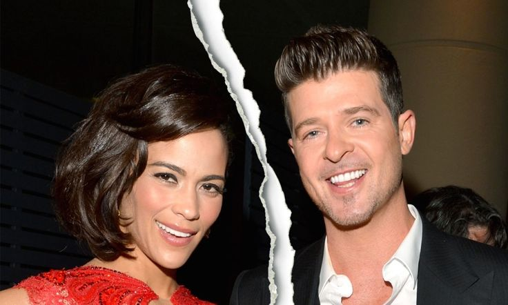 *They separated 13 months ago, and now Robin Thicke and Paula Patton are officially divorced.   http://www.eurweb.com/2015/03/robin-thicke-paula-patton-officially-divorced/