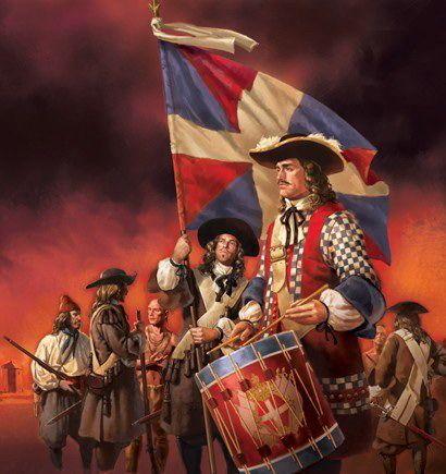 Carignan-Salieres Regiment 1665