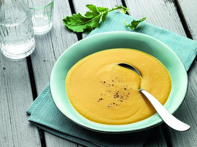 RECEITA THERMOMIX: Sopa cremosa de legumes
