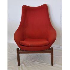 Danish Deluxe Anita armchair