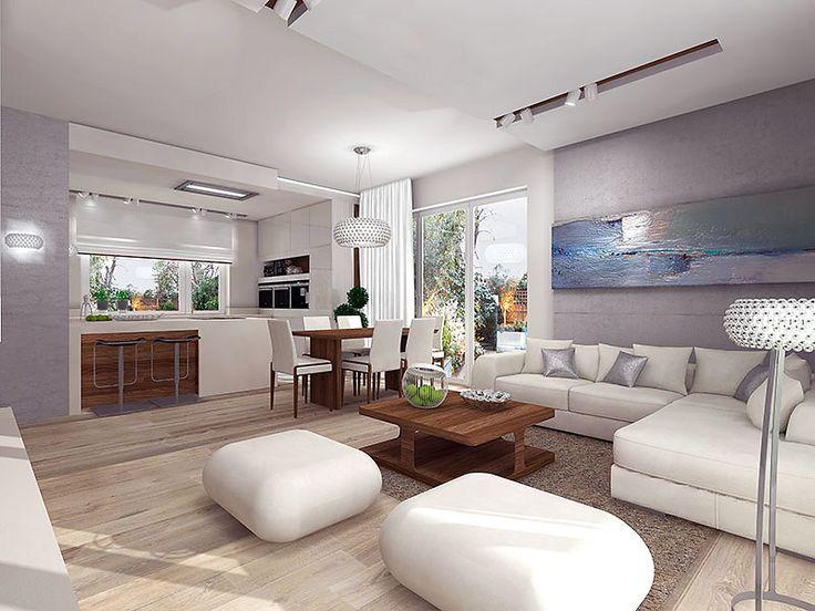 #kaszmir, #projekt #dom #projektygotowe, #domyparterowe, #domywstylu,  #mtmstyl, #architektura, #architecture, #design, #wnetrza, #interiors