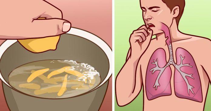 Door deze huishoudelijke remedies heb jij NOOIT meer last van bronchitis en hoestaanvallen!