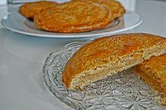 Gefüllte Kuchen aus den Niederlanden - Gevulde Koeken - himmlisch lecker!