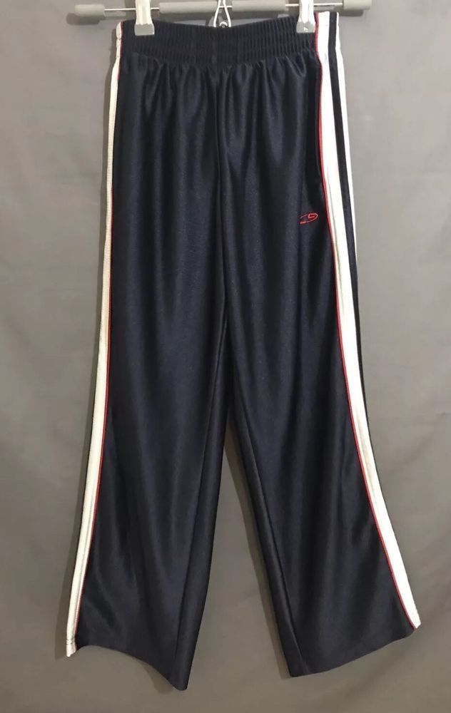 6ee4405d7e1a C9 By Champion Athletic Pants Boys Size Medium - Navy Blue White And Red
