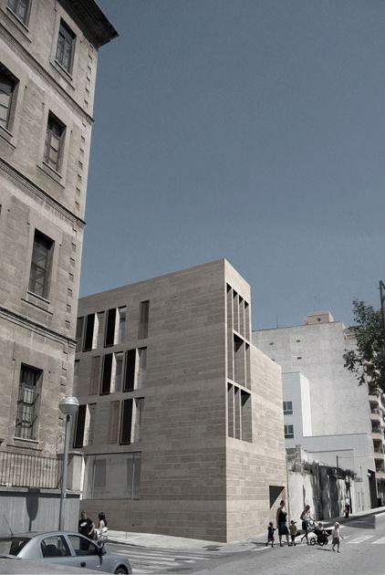 2009| Intergenerational Center Sa Gerreria : TEdA arquitectes