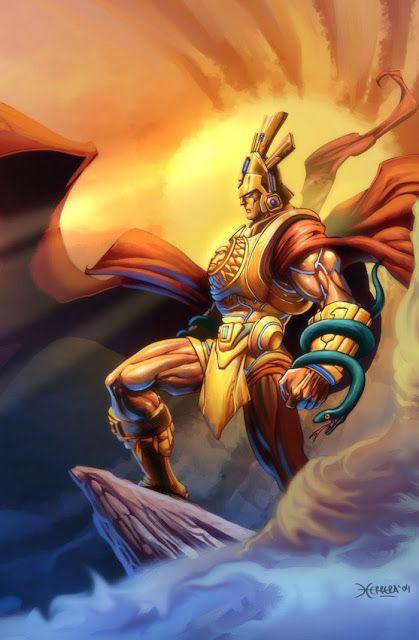 Inti, deus Sol Inca