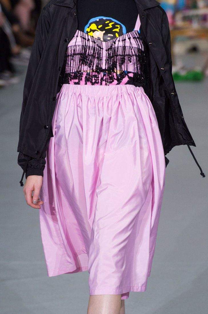 These London Fashion Week Details Are Serious Candy For the Eyes Ashley Williams Spring/Summer 2017