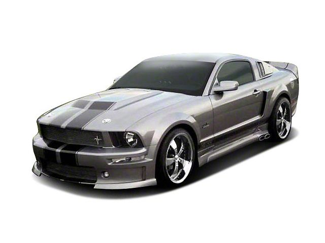Luxury 2005 Ford Mustang Gt Eleanor Body Kit 29 For Your Car