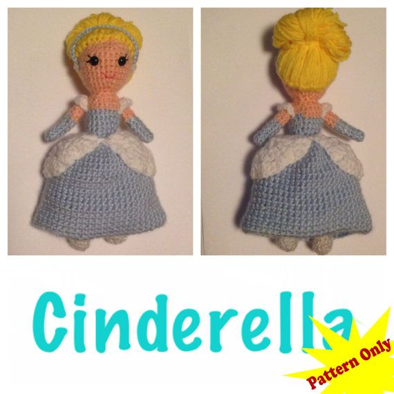 8 best Amigurumis Princesas disney images on Pinterest | Juguetes de ...