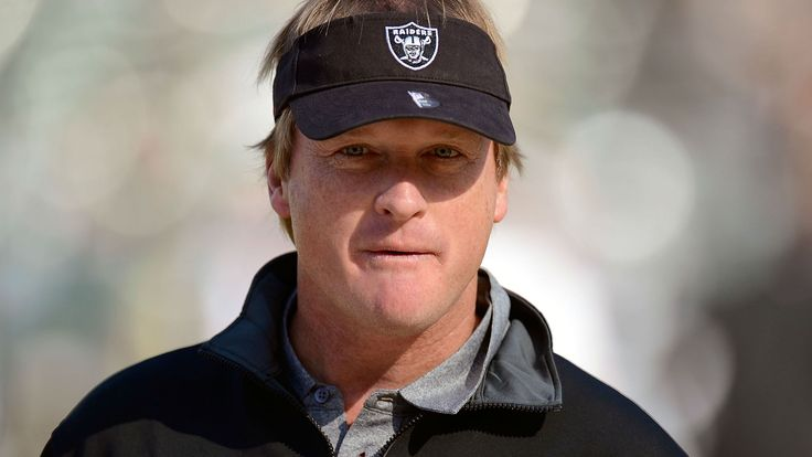 Raiders may be planning to oust Jack Del Rio in favor of Jon Gruden, report says