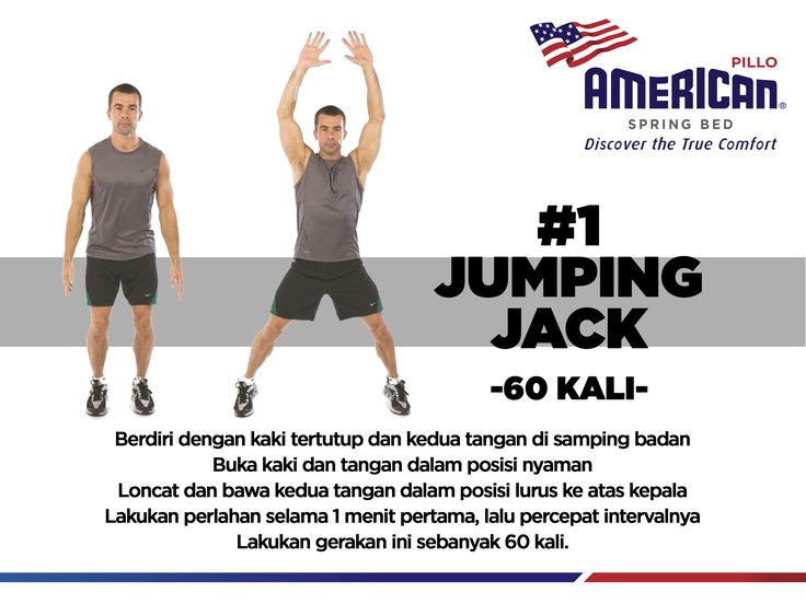Sahabat, berikut ada tips dan info olahraga sederhana selepas bangun pagi. Ayo olahraga, Sahabat! (bersambung) #AmericanPilloInfo
