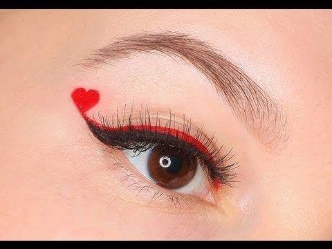 Gorgeous Valentine's Day Makeup