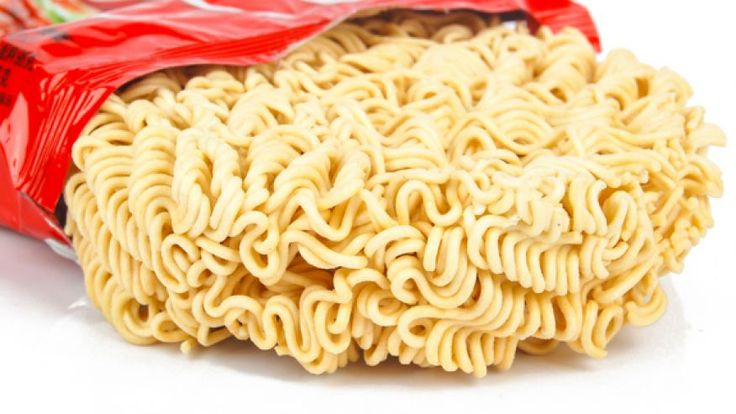 What Happens Inside Your Stomach While Eating Instant Ramen Noodles