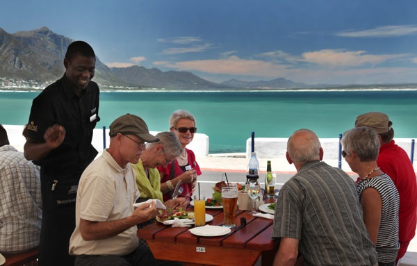 The Burgundy, Hermanus