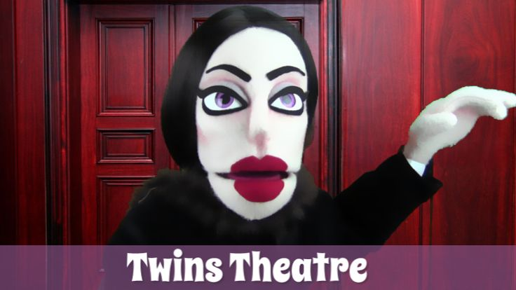 """[Twins Theatre] Dagmar: 'What happened to,  """"Abracadabra""""?' / Sasha: 'Takes too long.' 