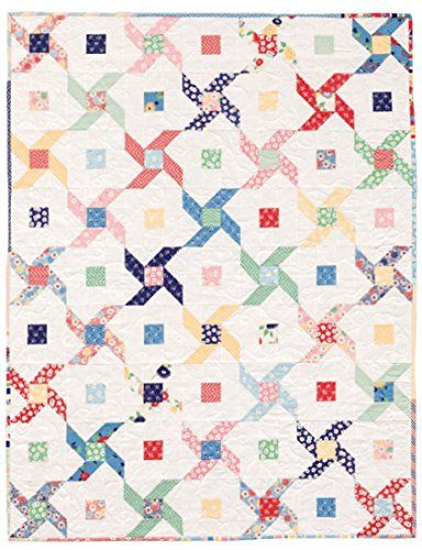 """Striking Strip Quilts: 16 Amazing Patterns for 2 1/2""""-Strip Lovers: Kate Henderson: 9781604687330: Amazon.com: Books"""