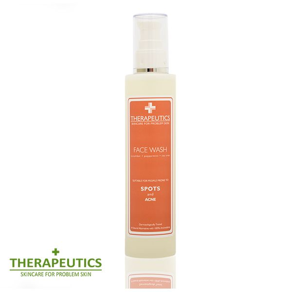Natural Elements - Therapeutic Face Wash for Oily Skin, �13.99 (http://www.naturalelementsskincare.com/therapeutic-face-wash-for-oily-skin/)