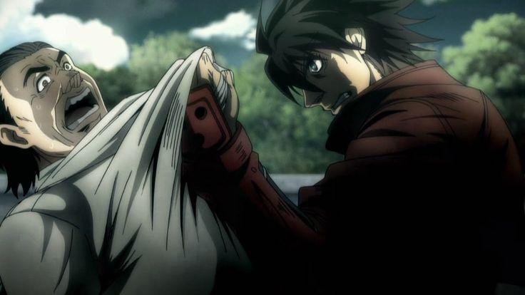 Análisis - Drifters Anime Capítulo 5