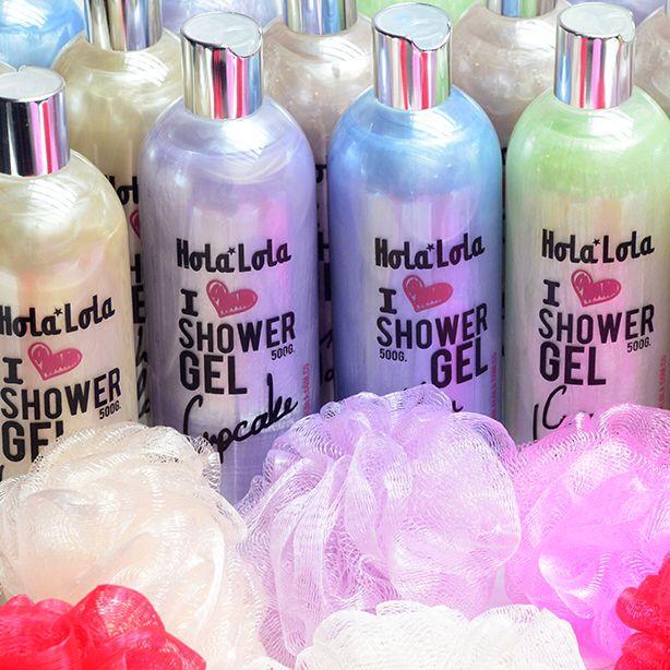 Bath pleasures  Shower Gel Hola Lola ️️️️www.holalola.com.co