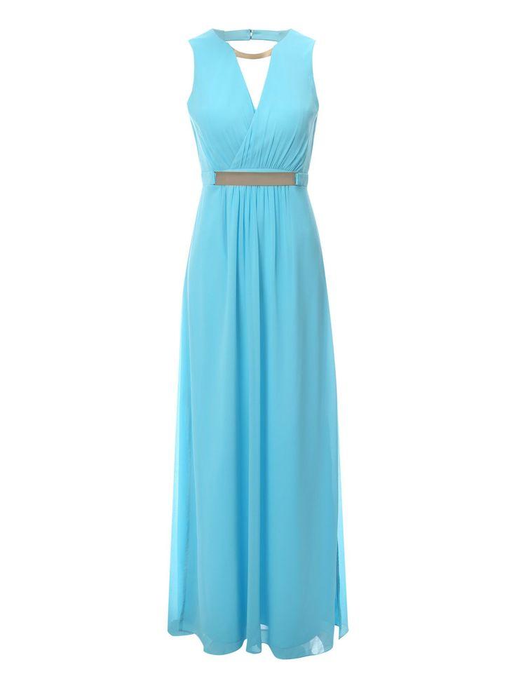 Jane norman grecian maxi dress