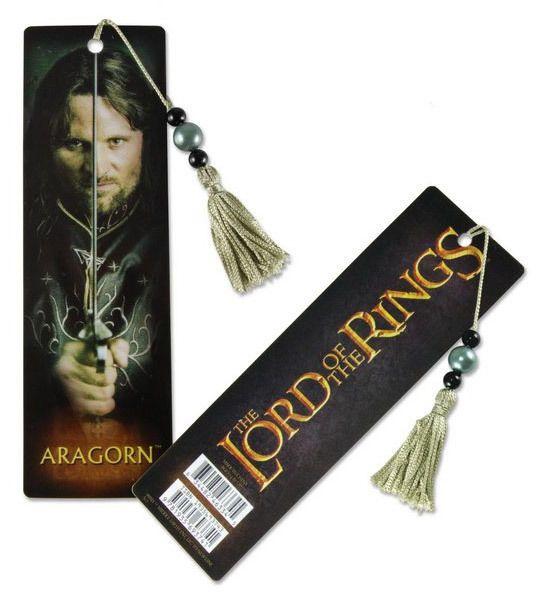 Der Herr der Ringe - Lesezeichen - Aragorn - Lord of the Ring