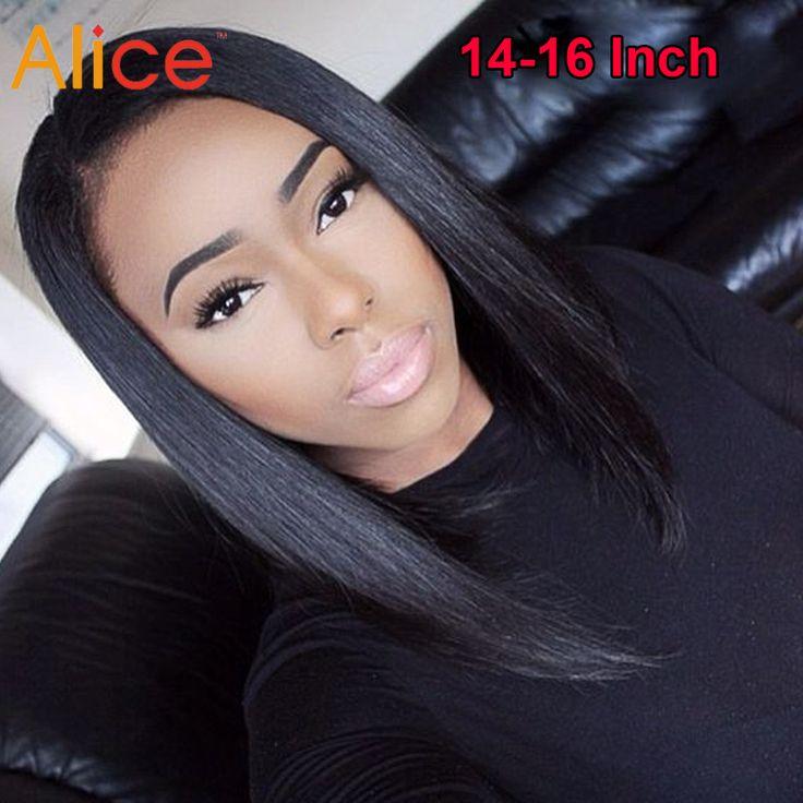 2016 New U Part Wig Bob Short Human Hair U Part Wig Brazilian Virgin Hair Upart Short Bob Lace Wigs Human Hair For Black Women http://jadeshair.com/2016-new-u-part-wig-bob-short-human-hair-u-part-wig-brazilian-virgin-hair-upart-short-bob-lace-wigs-human-hair-for-black-women/ #Wigs