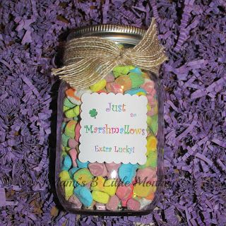 "Come check out our #review of the AWESOME ""Just the Marshmallows"" from Jelly & Jemima on #Etsy! This is seriously awesome for all occasions!"