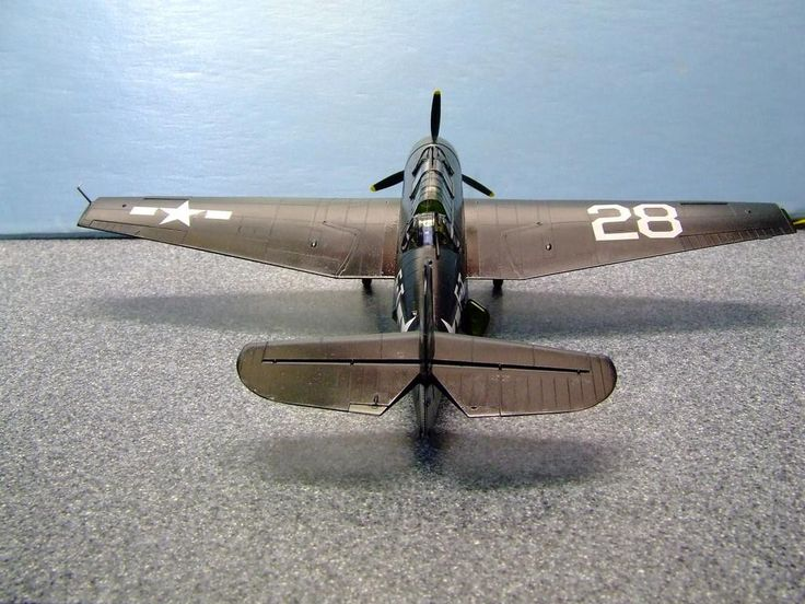 By Mark Fidler — This is my Turkey Day special. The Accurate Miniature 1/48 scale TBM/TBF Avenger. Built straight from the box this kit goes together very well. The decals were scrounged up to make it one of the Flight 19 birds which were stationed at NAS Ft Lauderdale this base is now Ft Lauderdale International Airport....