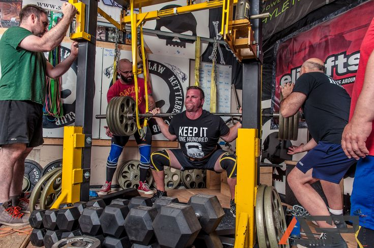 Epic squat faces, PR's, Team Comraudry, all captured in these priceless photos.