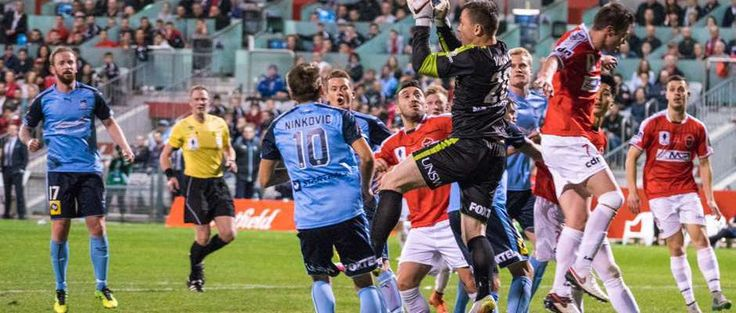 Did you see #SydneyFC at #FFACup? Justin Smith for From The Stands was not impressed.