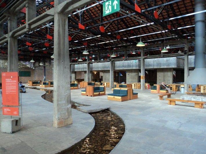 Il merito di Lina Bo Bardi è stato quello di aver saputo sapientemente amalgamare le questioni sociali a quelle architettoniche.