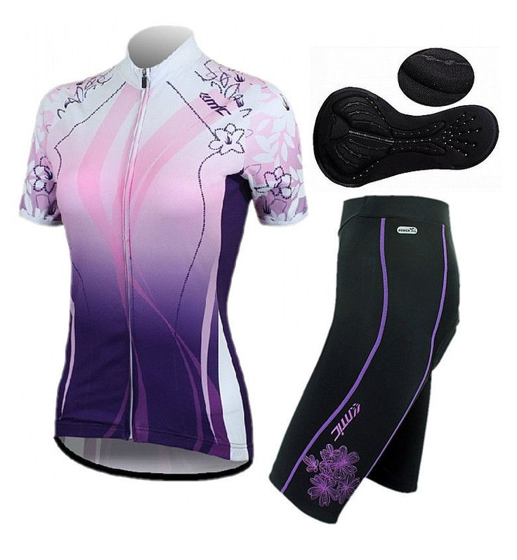 Women's Cycling Outfit