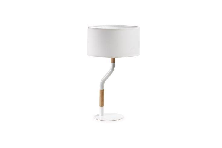 Köp Bordslampa Carole Vit 26/26cm hos Chilli. Hos oss får du hög kvalitet till bra pris. Handla fraktfritt med snabb leverans direkt till dörren - Välkommen!