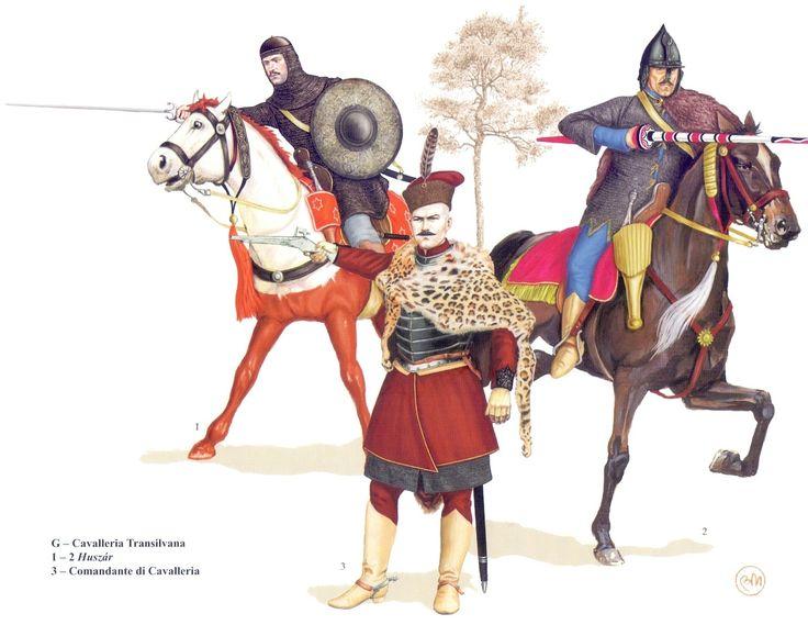 Huszárok, Long Turkish War (1593-1606)