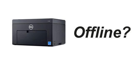 how to fix offline printer in windows 7 hp issues