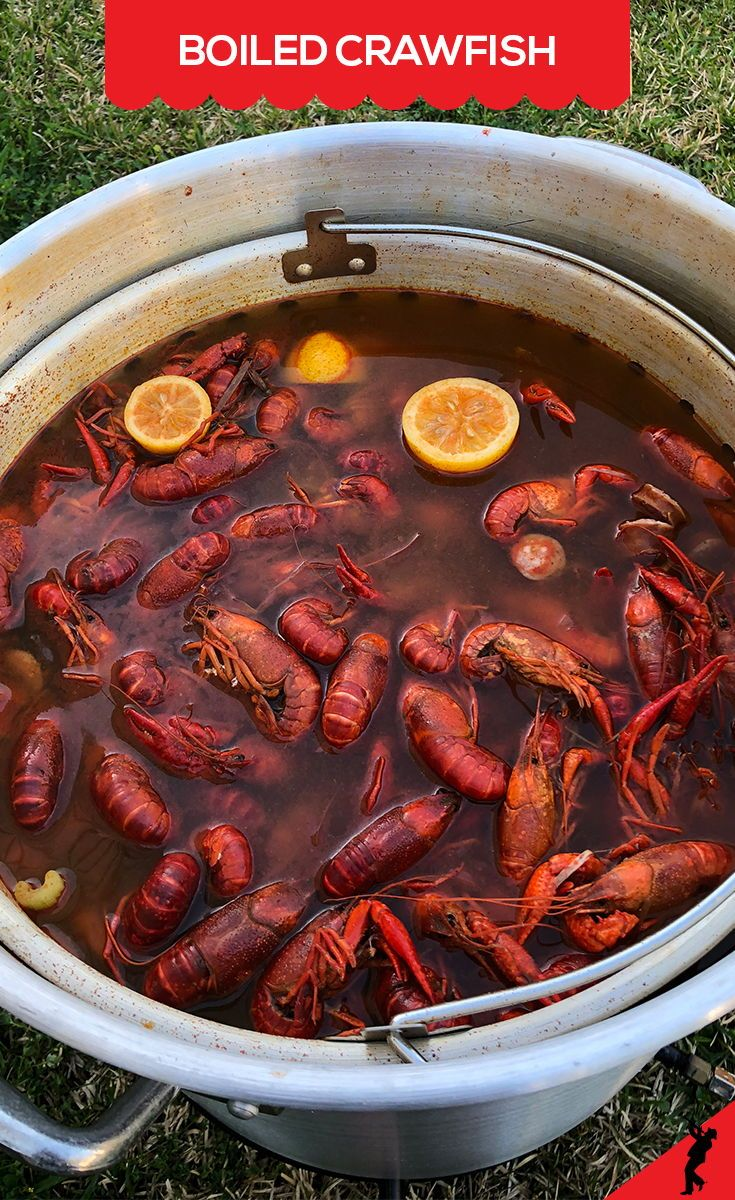 Zatarain S Crawfish Boil Recipe Crawfish Recipes Crawfish Frozen Crawfish Recipe