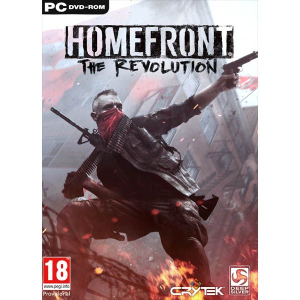 Compare prices and buy Homefront The Revolution CD KEY for Steam. Find the best deals on pc cd keys instantly without loosing time on searching! http://www.pccdkeys.com/product/buy-homefront-the-revolution-cd-key-for-steam/