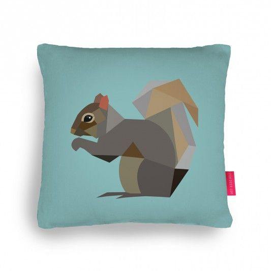 Squirrel Cushion at http://www.ohhdeer.com