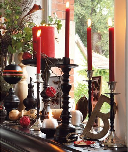 17 Best Images About Christmas Window Sills On Pinterest