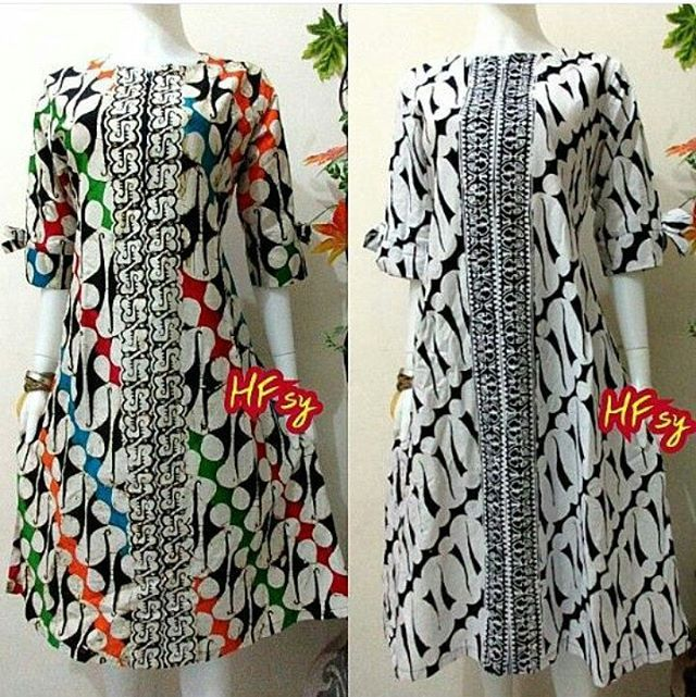 Tunik Parang Ukuran: allsize Lingkar Dada +/- 98-100cm, resleting depan aman buat busui Bahan: katun batik cap garutan Tunic Parang Putih Harga ecer: 135rb/pcs Harga grosir: 130rb/pcs min beli 5pcs Tunic Parang Warna Harga ecer: 155rb/pcs Harga grosir: 150rb/pcs Reseller welcome Contact & Order: check Bio * * * * #dress #tunik #jawa #kondangan #kawinan #ngantor #jualbatik #tradisional #busui #batikunik #batikindonesia #batikmodern #indonesiakaya #batiksolo #batiksolomurah #bat...