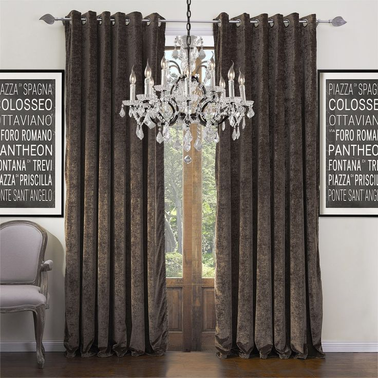 17 best images about grey curtains on pinterest grey blackout curtains grey curtains and grey. Black Bedroom Furniture Sets. Home Design Ideas