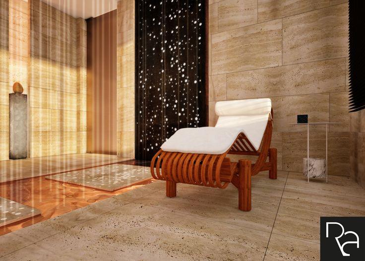 Private Spa_Interior Design_Rendering_View 11