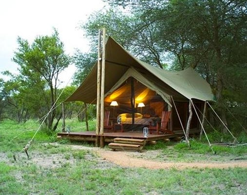 Kruger Luxury Tent