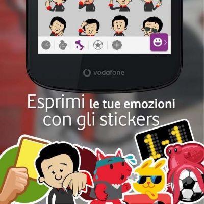 Vodafone #MessagePlus funziona verso tutti i cellulari ed io ho tutto sotto controllo! Che svolta :) #ad