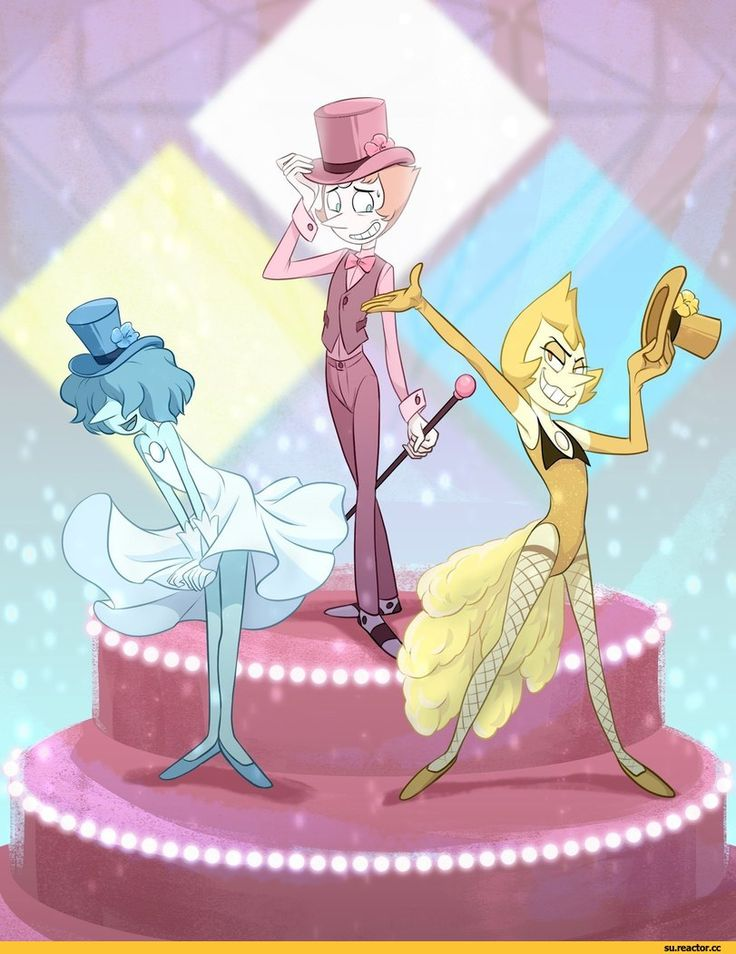 Steven universe,фэндомы,tradigital,Pearl (SU),SU Персонажи,Yellow Pearl,Blue Pearl,SU art