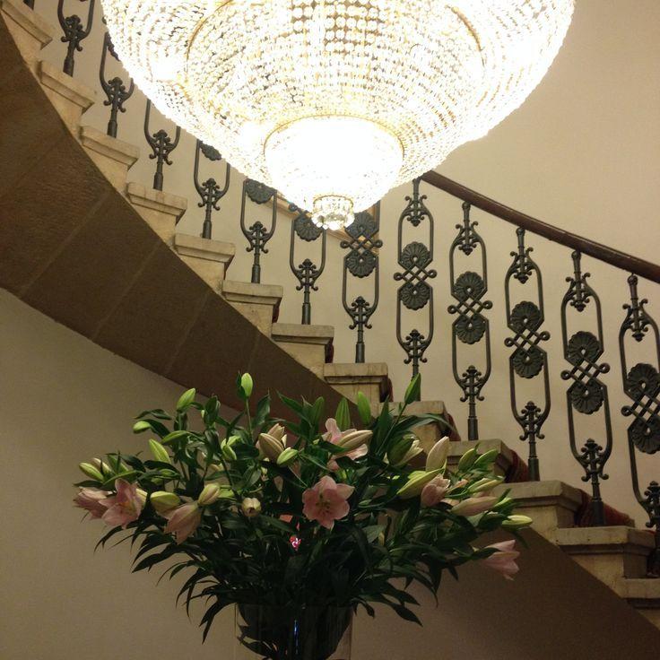 #flowers #TheBonerowskiPalace #luxury #travel #Krakow #Cracow #Poland