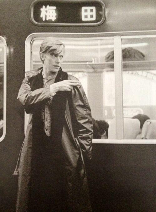 David Bowie at Umeda