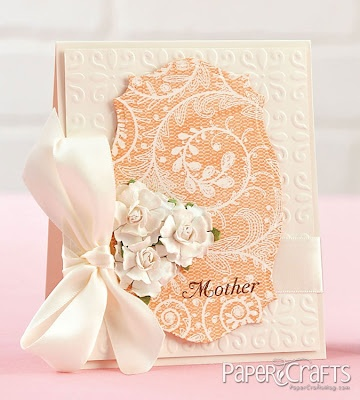 Elegant mother 39 s day card by windy robinson cards for Classy mothers day cards